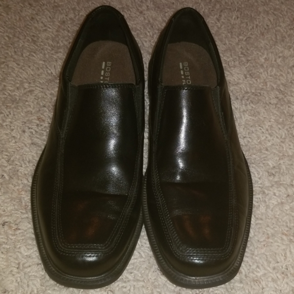 Bostonian Flexlite Black Mens Shoes Sz9
